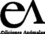 Ediciones Anómalas -